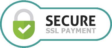 Secure SSL payment